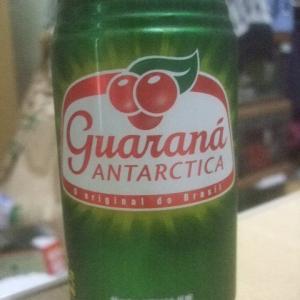 外国産炭酸飲料「Grarana ANTARTICA」&「DrPepper cherry」