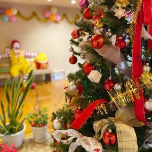 Merry Christmas♡ドナルド・マクドナルド・ハウスにて