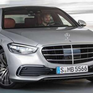 メルセデス「Sクラス」に最上位モデル「S580」追加! 503馬力の4リッターV8ツインターボ搭載
