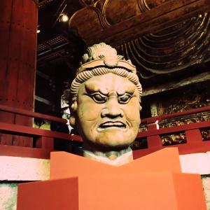 【双子1y6m】休日、奈良へ