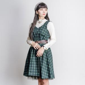 high school ジャンパースカート着用サンプル公開です✨