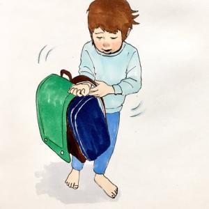 自粛生活中の息子、爆発