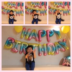 4歳お誕生日②
