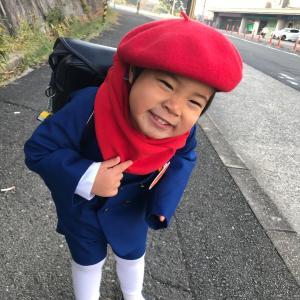☆4歳1ヶ月☆幼稚園のお友達と〜