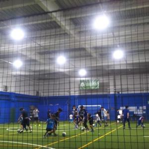 親子サッカー教室 ~夏の短期教室