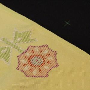 捨松さんの帯と大島紬