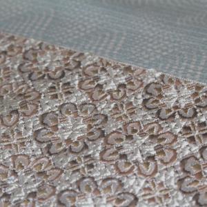 琥珀織の帯合わせ