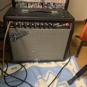 クリーンギターのソロで耳に痛くない音にするために工夫したこと