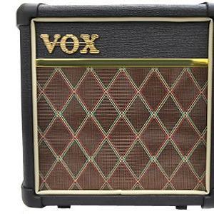 持ち運びが楽!同時に3系統入力が可能な多機能アンプ:VOX MINI5-RM-CL