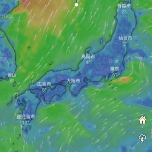 釣り人が気になる天気予報サイトとアプリはコレだ!