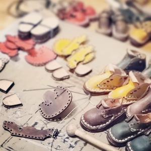 靴屋さん♫
