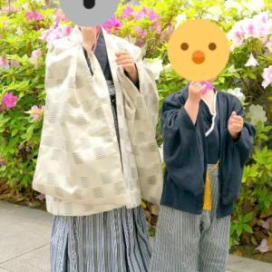 【前撮り編】長男5歳☆七五三のお祝いをしました