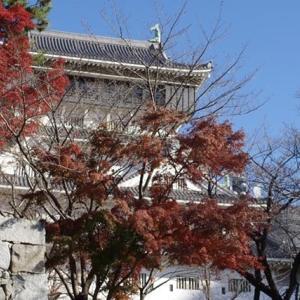 小倉城の秋