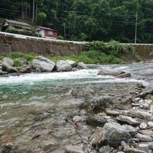 奈良県 高見川へ初釣行