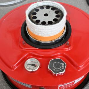 石油ストーブを分解してセスキで掃除&替え芯に交換してみた
