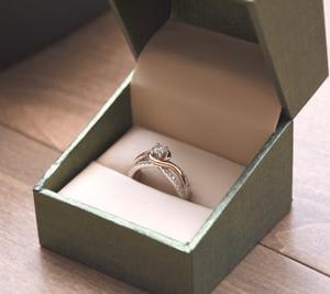 30代女性会員様プロポーズをお受けしました!