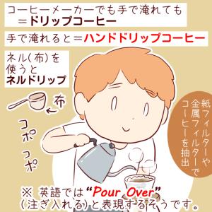 コーヒーセミナー① 〜ハンドドリップ〜