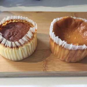 [LAWSON&セブン] バスクチーズケーキ、食べ比べ!