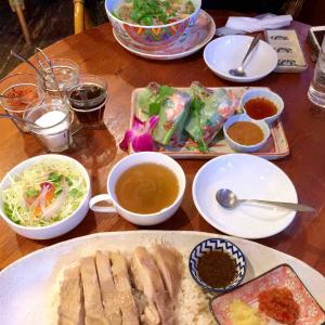 [仙台] お気に入りベトナム料理屋さんにて♪