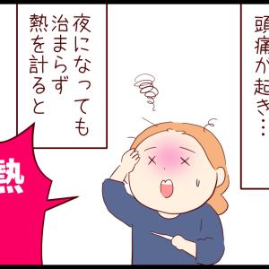 頭痛と発熱
