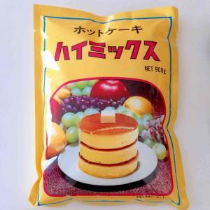 昔ながらのホットケーキ(厚焼き)