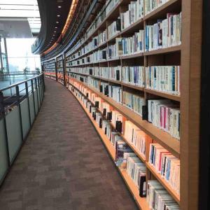 人気!オシャレ図書館