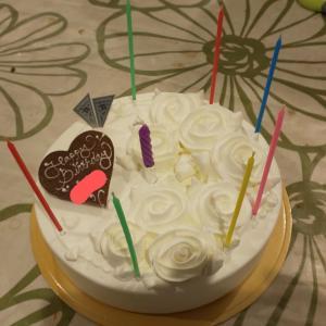 ショートケーキが食べたい