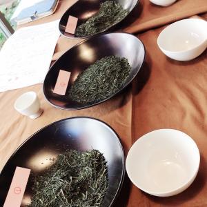 日本茶教室へ行ってきました❣️