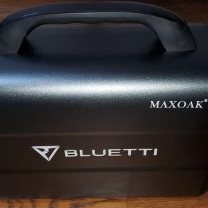 BLUETTI AC100 大容量ポータブル電源使ってみたPart1
