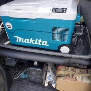 大容量ポータブル電源で車中泊が変わった♪