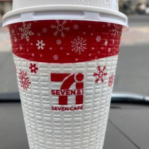 セブンのコーヒー!