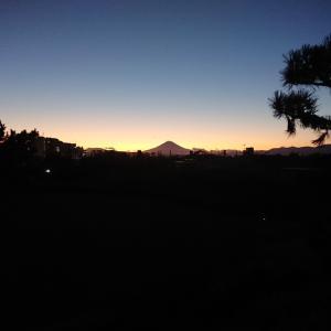 富士山はいいなぁ