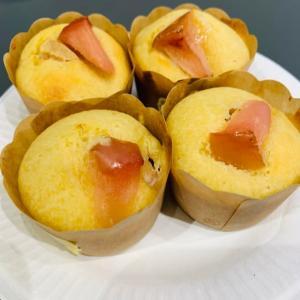 りんごの天然酵母作り