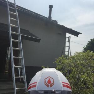 薪ストーブ設置完了 宮城県大崎市古川T様  薪ストーブ仙台 ウッディアヴィレッジ