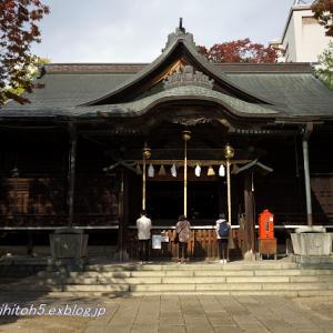 松本市 四柱神社 ・・・2