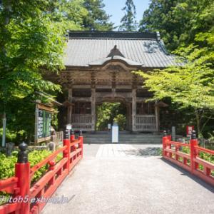 梅雨入り前日の榛名神社・・・3