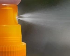 インフルエンザ予防に除菌スプレーを探したけど