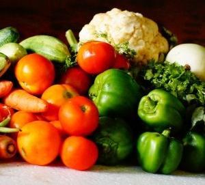 食材は野菜もキノコも冷凍保存で便利に使う☆