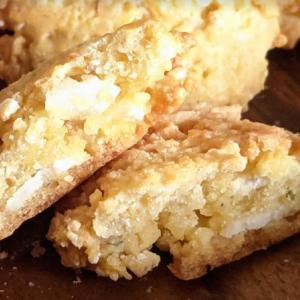 米粉のパン粉のビスケット
