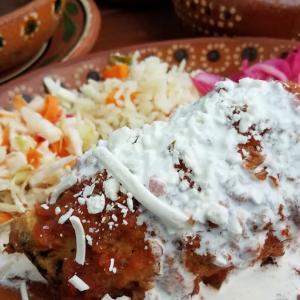 メキシコでの最後の夕食