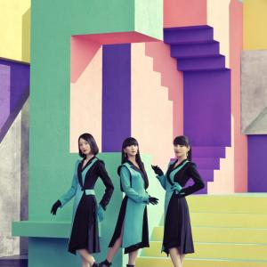 perfume New Single 「Time Warp」リリースが決定!