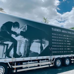 190616 TAEMIN ARENA TOUR 2019@静岡エコパアリーナ