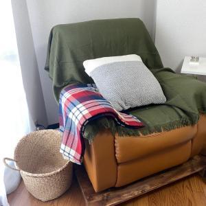 ネイル席がソファーになりました