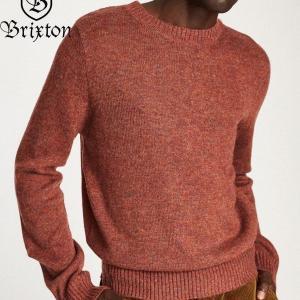 サラッと軽く着れるセーター