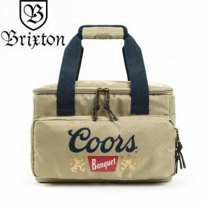 BRIXTON×Coors コラボ クーラーボックス