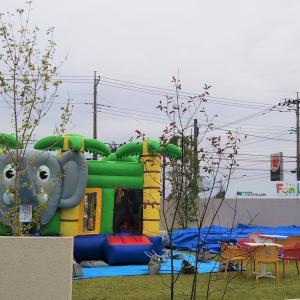 10/14に出展したイベント「オーガニックバス(太田市)」の様子です。