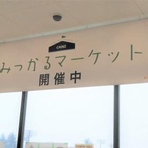 11月23日イベント『CAINZみっかるマーケット伊勢崎店』にボディセラピーで出展しました。