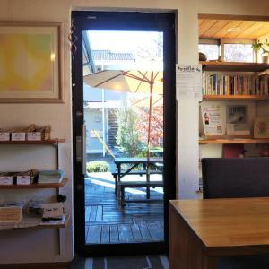 太田市龍舞町のヘルシーカフェ『Ryu-my Cafe』さんで一人のんびりランチしました。
