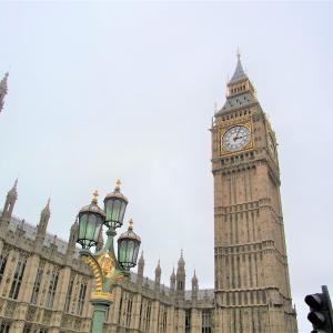 7年前の今頃はロンドンで心理セラピスト養成講座に出席してたんだ。