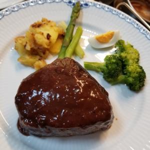 肉、ヒレ肉料理